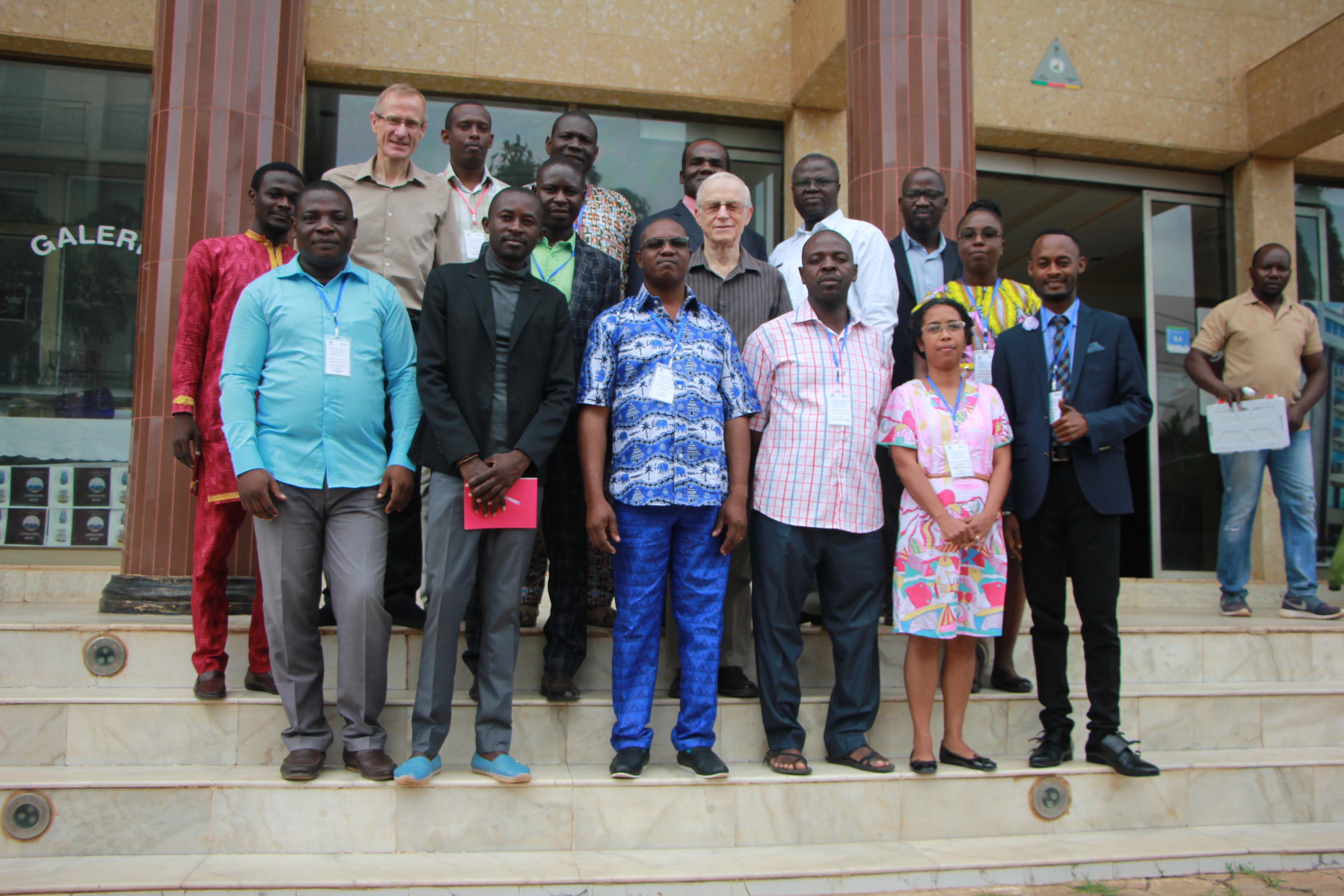 Ouverture Atelier Yaoundé
